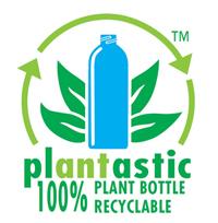 植物由来ボトル使用