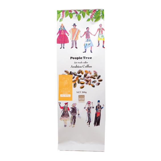 ディ・カフェ ミディアムローストコーヒー(フィルター用・粉)200g